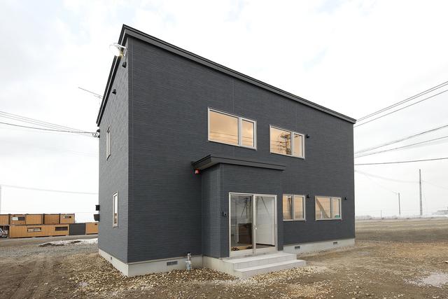 小樽市銭函 木造地上二階建社屋