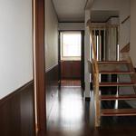 階段と廊下