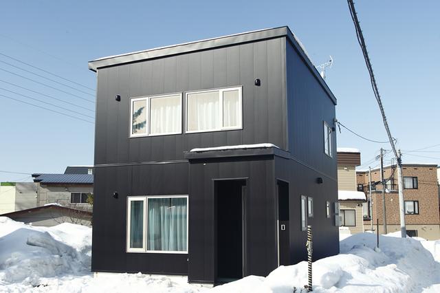 厚み200mm断熱で価格と暖房費を抑えたスマートハウス