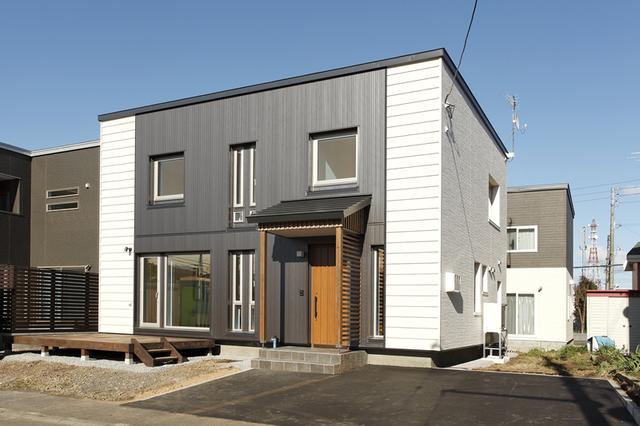 札幌市手稲区新発寒・モデルハウス
